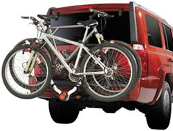 Rolan NV2 carriers two bikes of any shape and size