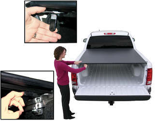 Lockable Tonneau