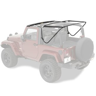 Windshield Replacement Come To You >> Identifying Your Jeep Soft Top Hardware | etrailer.com