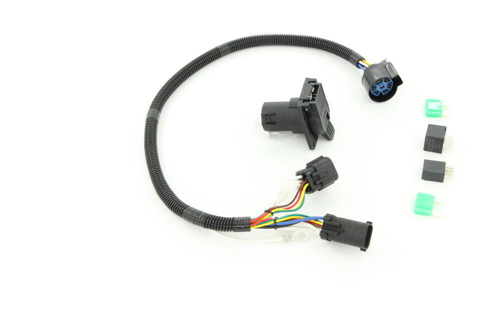 Ford e trailer wiring harness edge