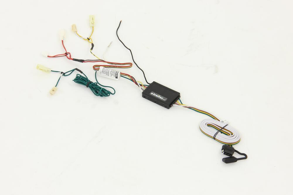 Trailer Wiring Harness 2014 Toyota Sienna : Curt custom fit vehicle wiring for toyota sienna c