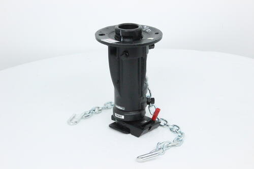 Convert A Ball Cushioned 5th Wheel To Gooseneck Adapter