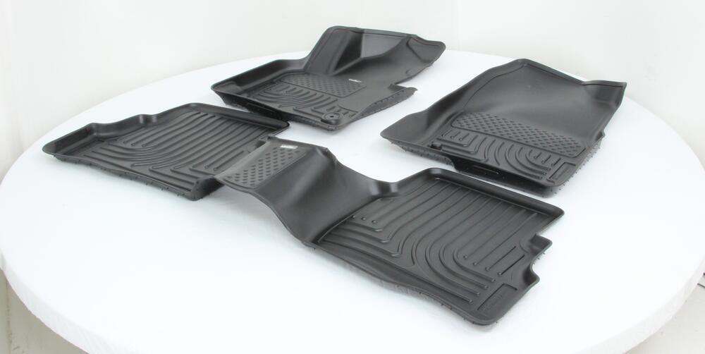 floor mats by husky liners for 2013 cx 5 hl99731. Black Bedroom Furniture Sets. Home Design Ideas