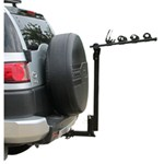 How to Choose a Bike Rack That Will Clear a Rear Mounted Spare Tire or Bumper