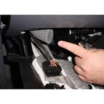 Installing an Electric Brake Controller on a 2005-2008 Volkswagen Touareg or Porsche Cayenne
