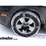 Thule Snow Tire Chains