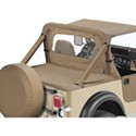Jeep Bar Covers