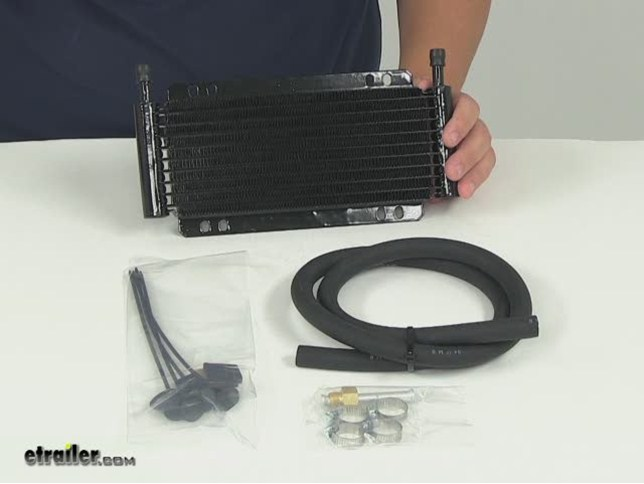 transmission cooler installation instructions