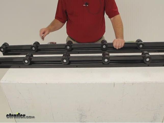 Boat Trailer Standard Roller Bunk 5 Long 12 Sets Of 2