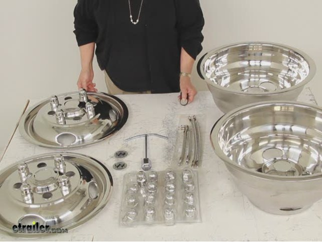 Wheel Lug Extenders : Wheel masters liners quot lug dually hh