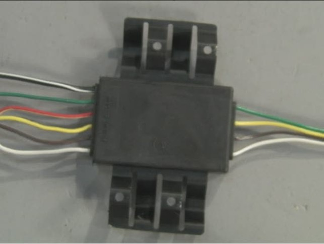 modulite ultra protector wiring harness w integrated. Black Bedroom Furniture Sets. Home Design Ideas