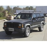 Trailer Hitch Installation - 1997 Jeep Cherokee