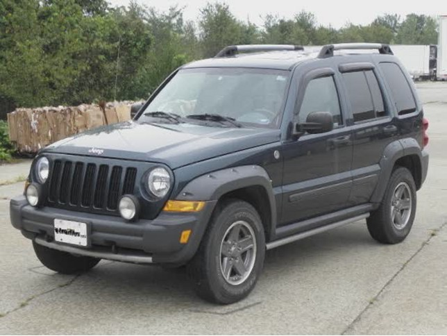 The 2005 Jeep Liberty Is Available In Three Trim Levels:. Other Options  Include The Trailer Tow Group ($285), A Trac Loc Locking Rear Differential  ($285),.