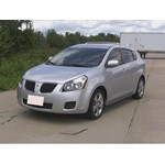 Trailer Hitch Installation - 2009 Pontiac Vibe