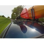 Yakima MultiMount Roof Mounted Accessory Holder Review