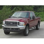 Timbren Rear Suspension Enhancement System - 2002 Ford F-250 Super Duty