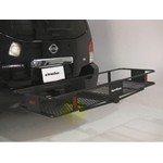 SportRack Tilting Hitch Mounted Cargo Carrier Review