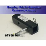 Brophy Trailer Hitch Adapter Review