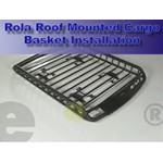 Rola Roof Mounted Cargo Basket Review