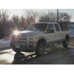 Fifth Wheel Base Rail Kit Installation - 2011 Ford F-250