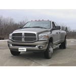Fifth Wheel Hitch Kit Installation - 2009 Dodge Ram 3500 Series Mega Cab