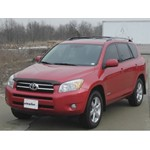 Trailer Hitch Installation - 2007 Toyota RAV4