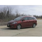 Trailer Hitch Installation - 2008 Mazda 5