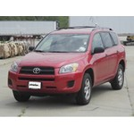 Trailer Hitch Installation - 2010 Toyota RAV4