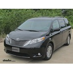 Trailer Hitch Installation - 2011 Toyota Sienna