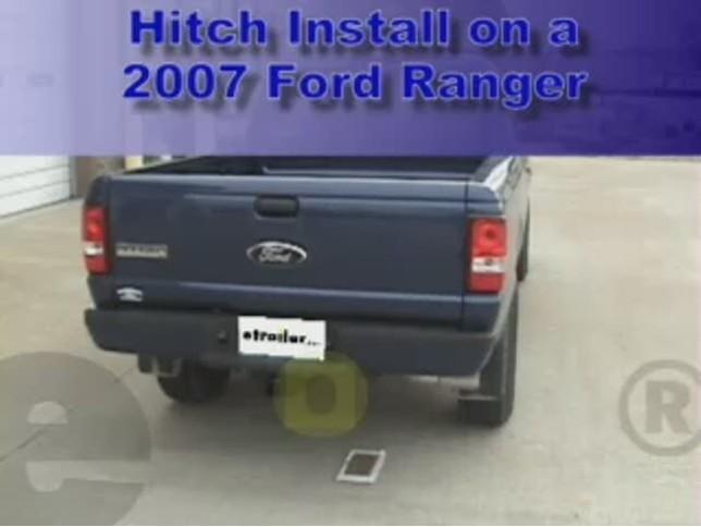 2000 ford ranger towing autos post. Black Bedroom Furniture Sets. Home Design Ideas