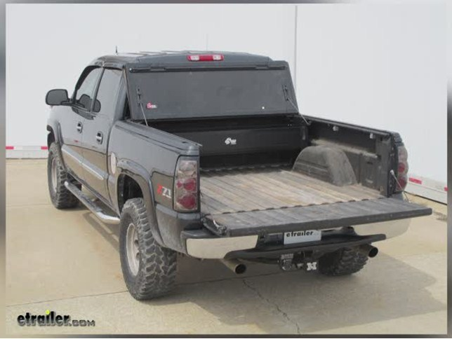 bakbox 2 collapsible truck bed toolbox for bak roll x and bakflip tonneau covers bak industries. Black Bedroom Furniture Sets. Home Design Ideas