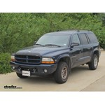 Roadmaster Tow Bar Wiring Kit Installation - 1999 Dodge Durango