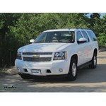 Trailer Brake Controller Installation - 2011 Chevrolet Suburban