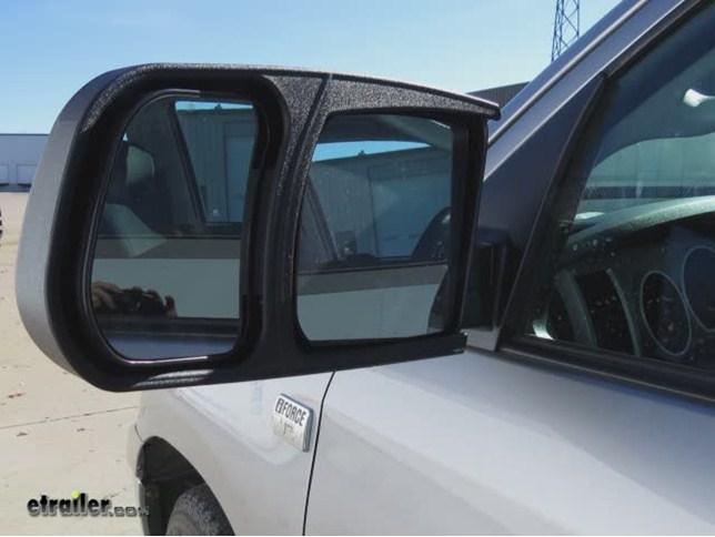 Custom Towing Mirrors for 2008 Toyota Tundra - CIPA CM11301