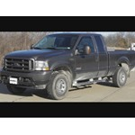 Air Helper Springs Installation - 1999 Ford F-250 Super Duty