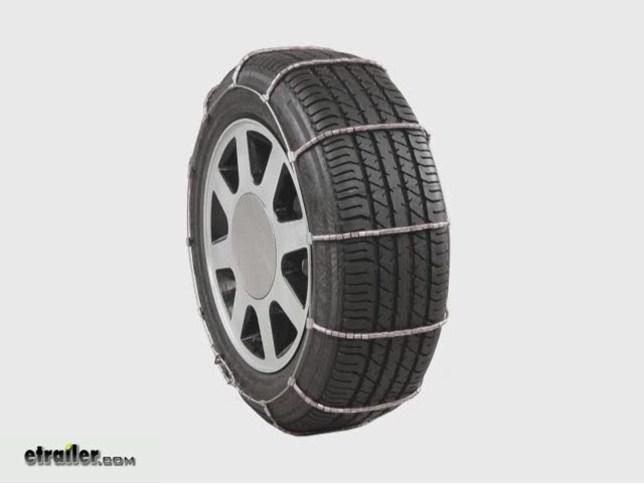 glacier cable snow tire chains 1 pair glacier tire chains pw1030. Black Bedroom Furniture Sets. Home Design Ideas