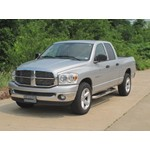 Pilot Tube Step Installation - 2007 Dodge Ram 1500