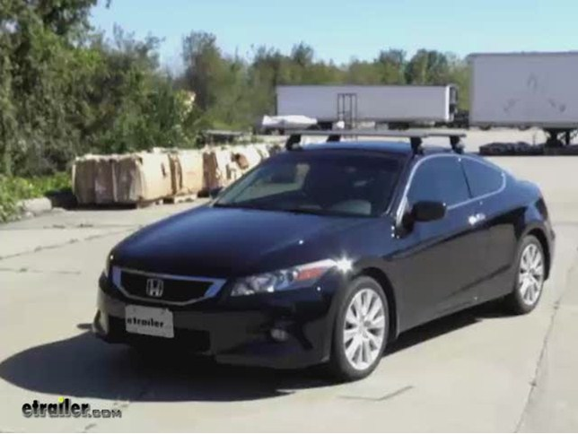 Roof Rack For 2012 Accord By Honda Etrailer Com