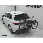 Softride Dura Hitch Bike Rack Review - 2012 Acura RDX