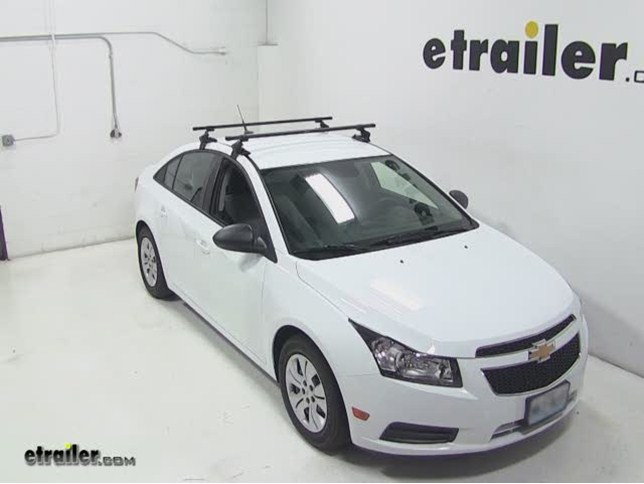 Sportrack Semi Custom Roof Rack For Naked Roofs Square
