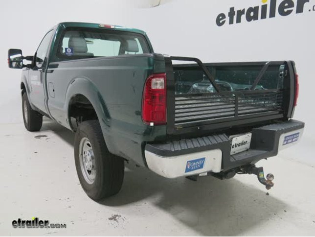 Ford 250 Heavy Duty >> Stromberg Carlson 100 Series 5th Wheel Tailgate with Open Design for Ford Trucks Stromberg ...