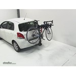 Swagman Titan Hitch Bike Rack Review - 2009 Toyota Yaris