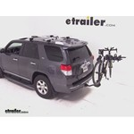 Swagman Titan Hitch Bike Rack Review - 2012 Toyota 4Runner