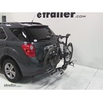 Swagman XTC2 Wheel Mount Hitch Bike Rack Review - 2010 Chevrolet Equinox