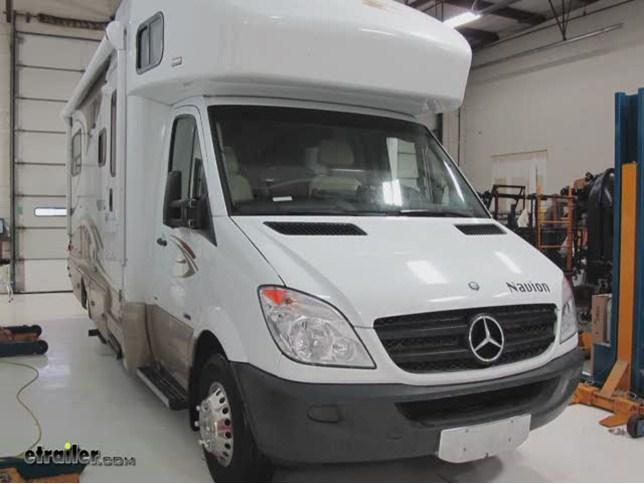 Mercedes sprinter brake controller autos post for Mercedes benz sprinter rv service locations