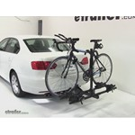 Thule Doubletrack Hitch Bike Rack Review - 2011 Volkswagen Jetta