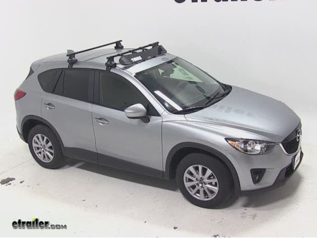 Thule accessories and parts for mazda cx 9 2010 th872xt