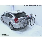 Thule Helium Hitch Bike Rack Review - 2011 Dodge Caliber