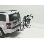 Thule Helium Hitch Bike Rack Review - 2011 Jeep Liberty
