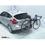 Thule Helium Hitch Bike Rack Review - 2012 Ford Focus